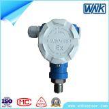 Transmissor de pressão absoluta difundido 4-20mA inteligente do sensor do silicone