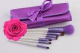 極度のAmartの薄紫の携帯用構成のブラシ7部分の