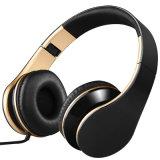 Auricular plegable de la estereofonia de los auriculares de los golpes de la venta caliente