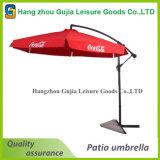 Выдвиженческий напольный вися зонтик с изготовленный на заказ печатание