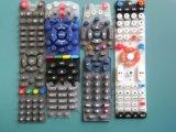 Кнопочные панели силиконовой резины водоустойчивого дистанционного управления TV проводные