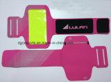 携帯電話の箱が付いているLycraのスポーツの腕章