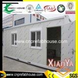 Casa modular pré-fabricada removível do recipiente
