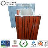 Profils d'aluminium d'OEM/en aluminium personnalisés d'extrusion pour la garde-robe