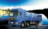 De Tractor van de Lading van Shacman F3000/de Vrachtwagen van de Stortplaats met 8X4