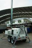 Série H1000 avec le groupe électrogène mobile de tour légère de 15kVA 404D-22g/générateur diesel