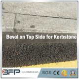 Coulisse normale grise chinoise de pierre/granit pour des projets extérieurs d'infrastructure routière