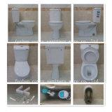 Toilette de lavage à grande eau/cabinet d'aisance en deux pièces (CVT8004)