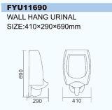 Стен-Повиснутый Urinal для людей в общественном месте