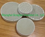 Substrato de cerámica del panal de la cordierita