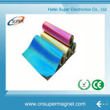 유연한 다채로운 접착성 롤 고무 자석