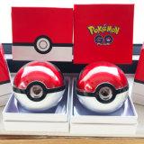 Pokemon va batería de la potencia con generación de la proyección de Pikachu la tercera