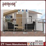 Pasamano de acero del alambre del balcón (DMS-B2210A)