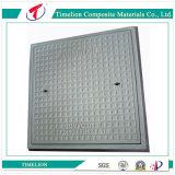 Coberturas personalizadas de poço quadrado de fibra de vidro