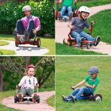 2016 Nieuwste Openlucht Sportieve Elektrische Autoped Hoverkart voor het Stuk speelgoed en de Gift van Jonge geitjes