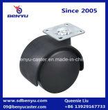 Rustikaler Möbel-Schwenker 1 Inch-Rad-Fußrolle