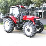 Trattore caldo di vendita 130HP 4WD di uso dell'azienda agricola