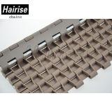 Correias plásticas do molde da parte superior Har5936 lisa para a correia transportadora dos transportes POM