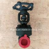 API602 800lb 1500lb 2500lb ha forgiato la valvola a saracinesca d'acciaio A105