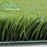 hierba verde oscuro del balompié de 3/8 pulgada de 40m m