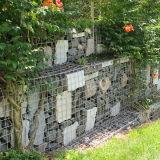 Hecho en la cerca soldada llenada de Gabion de la piedra de China