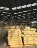 Панель сандвича холодной комнаты строительных материалов 100mm