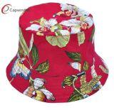 Blumenart mit dem der Form-Wannen-Hut Frauen
