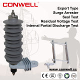 Protectores de oleada eléctricos estándar de relámpago del polímero del IEC
