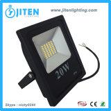 Illuminazione esterna ultra sottile IP65 dell'indicatore luminoso del proiettore/inondazione del LED