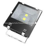 Luz de inundação amarela do diodo emissor de luz da ESPIGA da cor 335*290mm 220V 2*50W