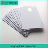 Dos tarjeta imprimible del IC de la viruta del contacto Sle4428 de las caras