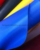 Tela incatramata del vinile del rivestimento del PVC per il coperchio e la tenda con l'anti trattamento del franco ed UV