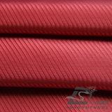 agua de 75D 220t y de la ropa de deportes tela tejida chaqueta al aire libre Viento-Resistente 100% de la pongis del poliester del telar jacquar de la tela escocesa abajo (E240E)