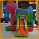 Combinaison gonflable à dinosaures de Bouncer et Slide Toy (AQ01186)