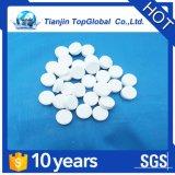 tratamento da água para o ácido trichloroisocyanuric TCCA 90% granulado