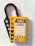 안전 알루미늄 걸쇠는 주문을 받아서 만들어진 색깔로 입혔다