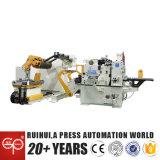Voeder en Uncoiler van de Gelijkrichter van Nc van de Machine van de automatisering de Servo Gebruikend door de Technologie van Duitsland en van Japan