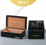 Custom High-End Luxury MDF Gift Packaging Cigar Box