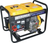 O Portable pequeno 5kVA abre o preço Diesel do gerador de /Silent para a HOME