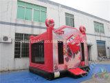 Huis van de Sprong van auto's het Opblaasbare/het Springen Kasteel/Bouncy