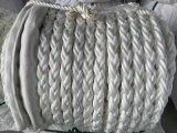 Faser 8-Strand Ropes Seil-Polyester-Seil-Nylon-Seil des Liegeplatz-Seil-pp.