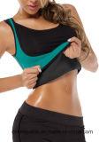 Forma fisica Shapewear di allenamento di sport di ginnastica del neoprene della maglia di sauna del sudore