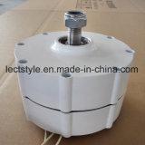gerador de turbina do vento de 600W 24V baixo - gerador de ímã permanente de NdFeB do começo da velocidade/escudo de alumínio para DIY