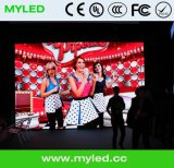 SMD a todo color P0.75, P1.25, visualización video de interior de P 1.875 P2 P2.5 P3 P3.91 P4 P4.81 P5 P6 P6.25 P7.62 P10 LED /Screen/Panel