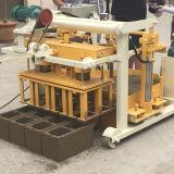 Гидровлическая машина блока слоя яичка Qt40-3A передвижная конкретная