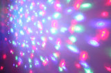 魔法の球25W健全な作動した小型LEDのクリスタル・ボールのディスコライト