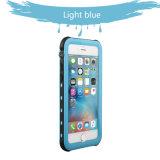 5.5インチのiPhone 7のプラスのケース(RPDOT7P)のための防水耐衝撃性の携帯電話の箱カバー