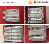 Машина малой бутылки емкости Semi автоматической пластичной дуя