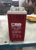 Dünner vorderer Zugriffs-Terminalbatterie-Solarbatterie UPS-Batterie der Form-Batterie-12V 100ah