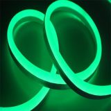 Cabo flexível de néon do diodo emissor de luz da luz impermeável a mais nova da corda da lâmpada da tira do PVC